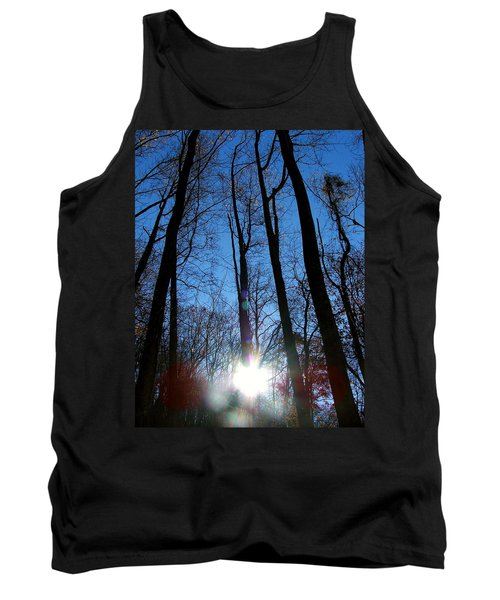 Morning In The Mountains Tank Top by Robert Meanor