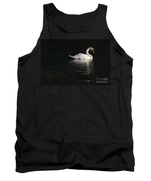 Morning Swan Tank Top