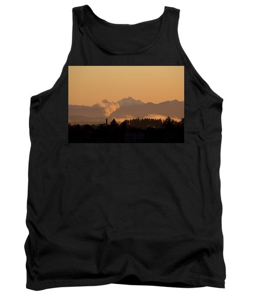 Morning View Tank Top by Evgeny Vasenev