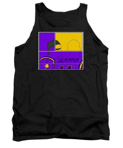Moss And Culpepper Tank Top by Kyle West