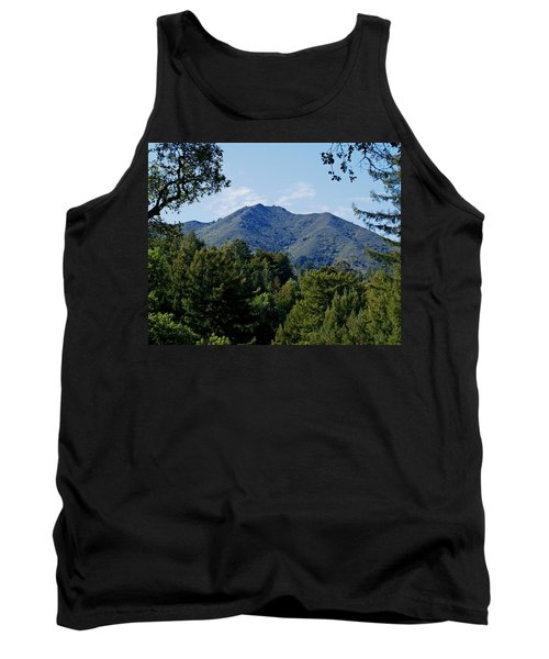 Mount Tamalpais Tank Top