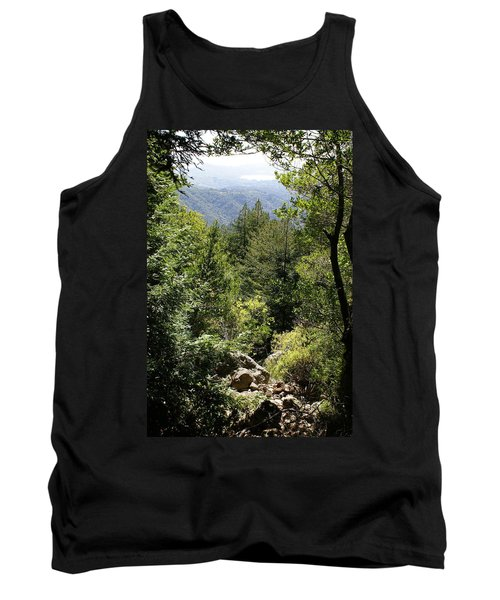 Mount Tamalpais Forest View Tank Top