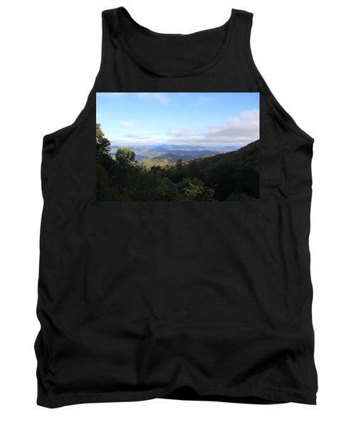 Mountain Landscape 1 Tank Top