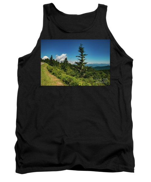 Mountains Tank Top