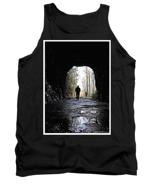 Mountain Tunnel Tank Top