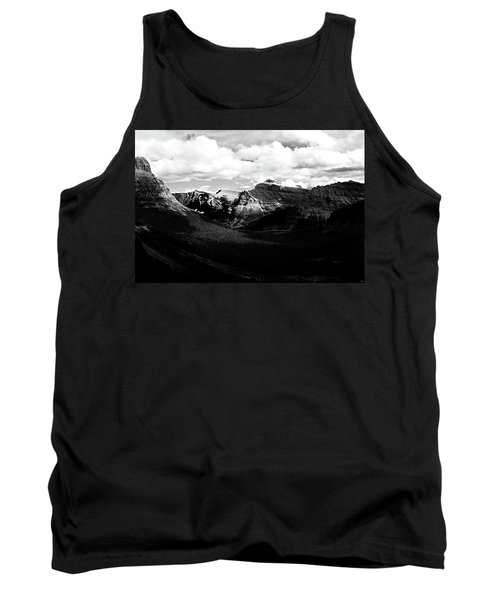 Mountain Valley Landscape Tank Top