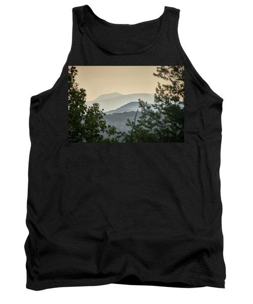 Mountains In The Distance Tank Top