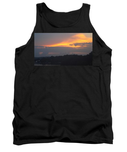 Mountains Of Gold  Tank Top by Don Koester