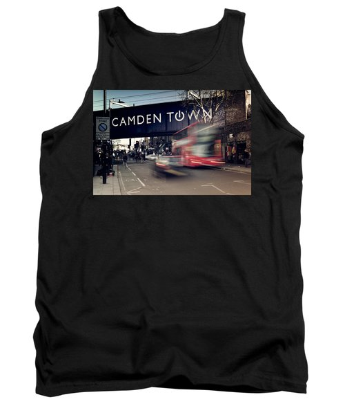 Move Quickly Tank Top