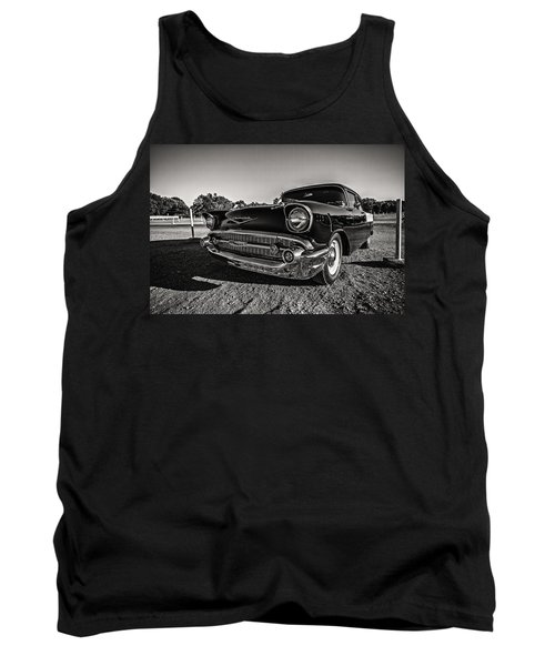 Movie Night In The '57 Tank Top