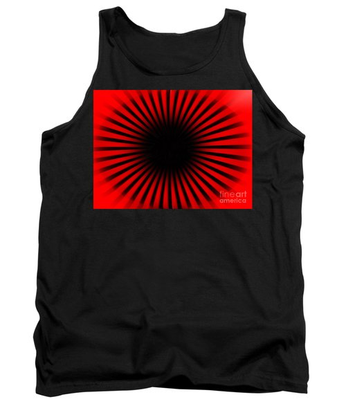 Tank Top featuring the photograph Moving by Trena Mara