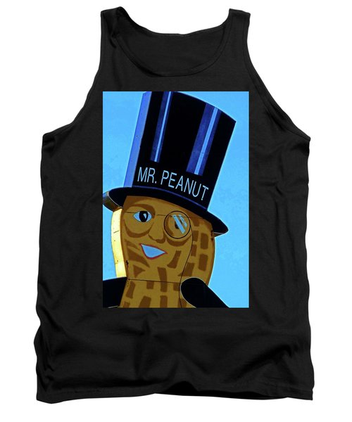 Mr Peanut 2 Tank Top