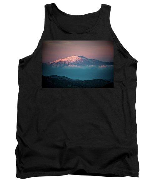 Mt. Etna II Tank Top