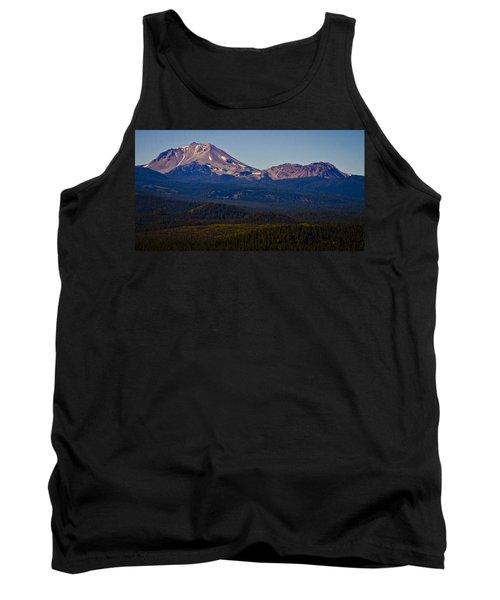 Mt Lassen And Chaos Crags Tank Top