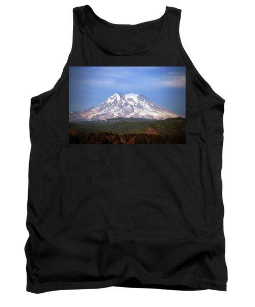 Mt. Rainier Tank Top