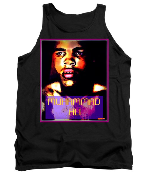 Muhammad Ali V Tank Top
