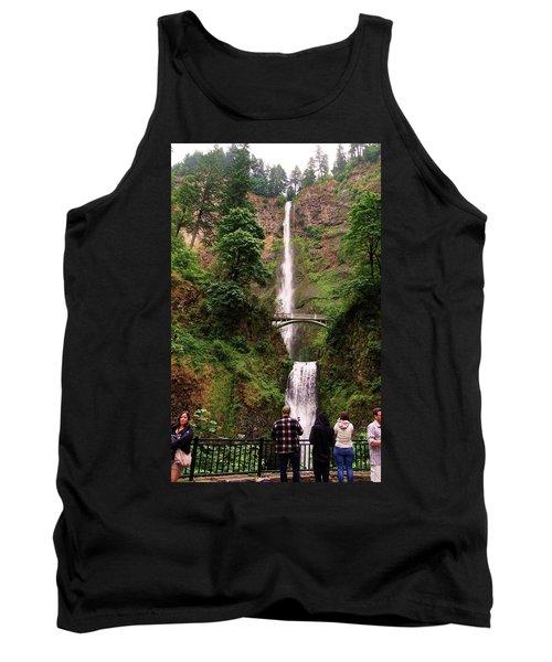 Multnomah Falls, Columbia River Gorge, Or Tank Top