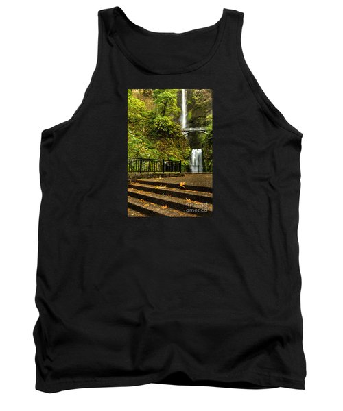 Multnomah Falls,oregon Tank Top