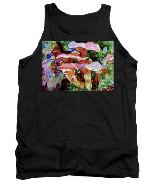 Mushroom Garden Tank Top