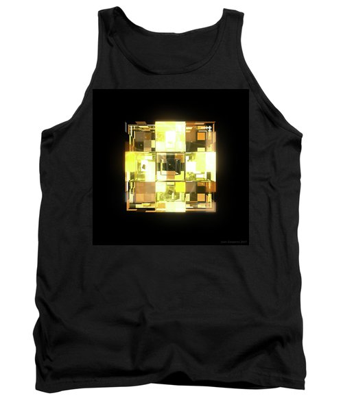 My Cubed Mind - Frame 001 Tank Top