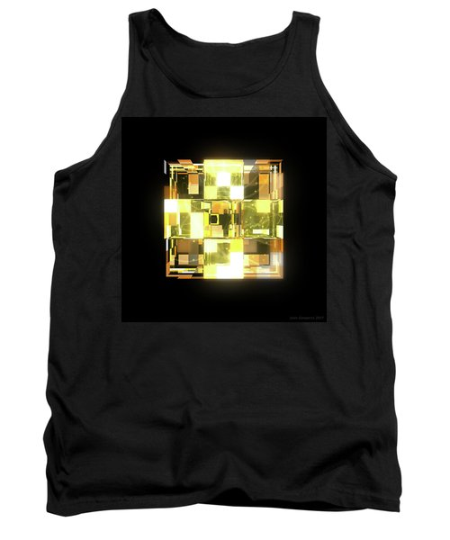 My Cubed Mind - Frame 019 Tank Top
