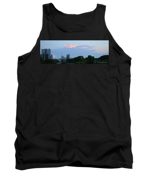 Myrtle Beach Sunset Tank Top by Gordon Mooneyhan