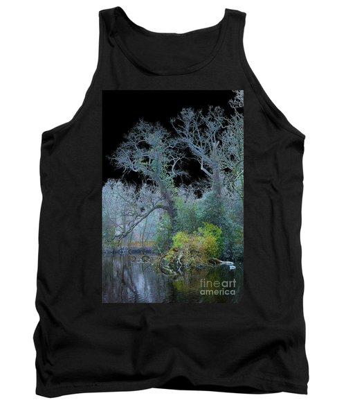 Mystical Wintertree Tank Top