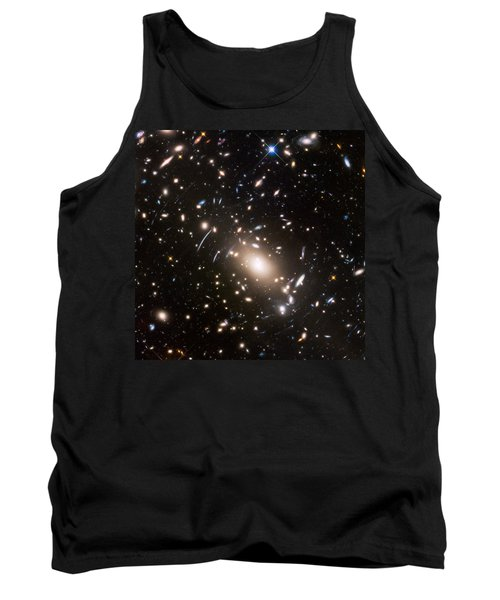 Tank Top featuring the photograph Nasa's Hubble Looks To The Final Frontier by Nasa