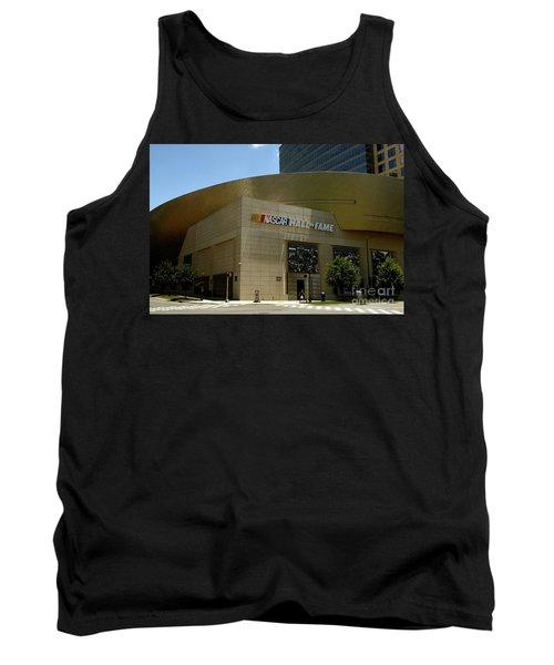 Nascar Hall Of Fame Tank Top