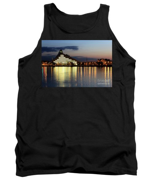 National Library Of Latvia Tank Top