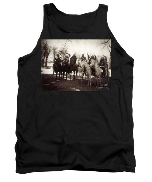 Native American Chiefs Tank Top