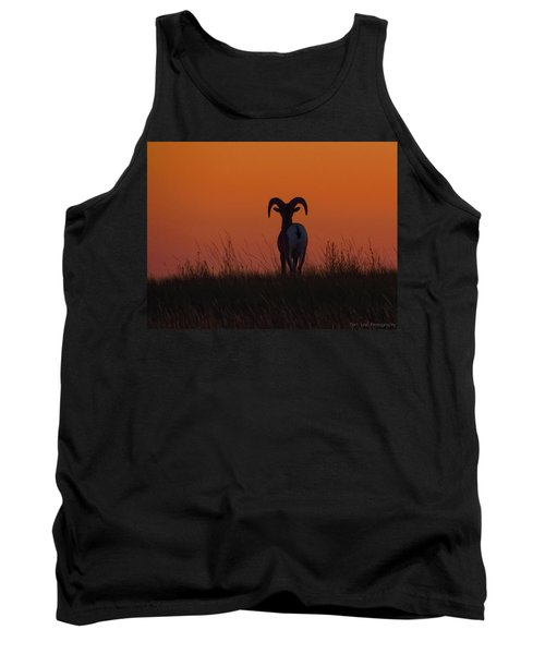 Nature Embracing Nature Tank Top