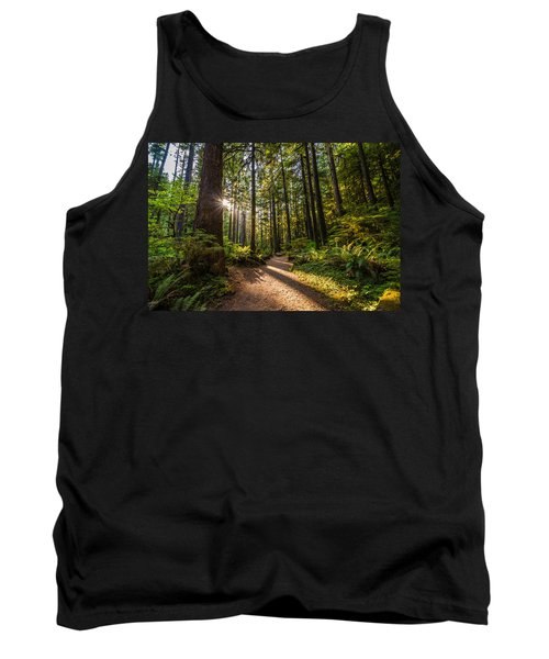Nature Trail Tank Top by Kristopher Schoenleber