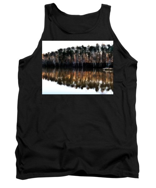 Nature's Design  Tank Top by Christy Ricafrente