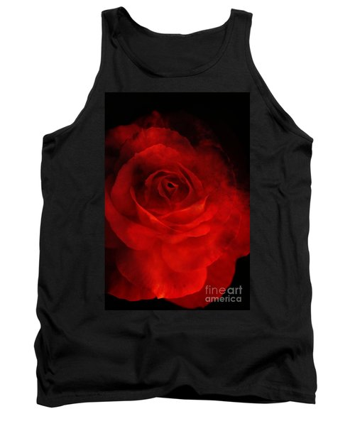 Natures Flame Tank Top by Stephen Mitchell