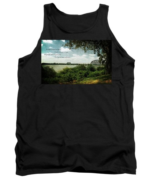 Natures Poetry Tank Top
