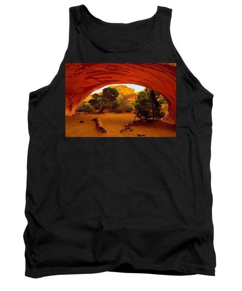 Navajo Arch Tank Top
