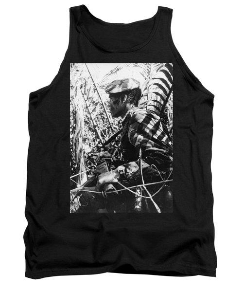 Navy Seal In Mekong Delta Tank Top