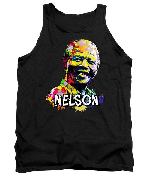 Nelson Mandela Madiba Tank Top