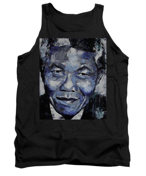 Nelson Mandela IIi Tank Top