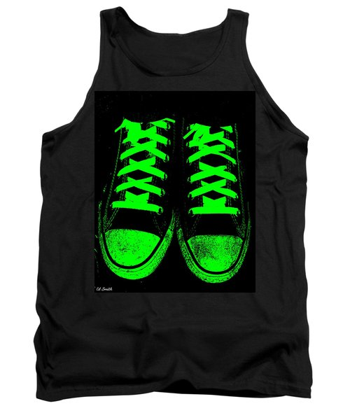Neon Nights Tank Top
