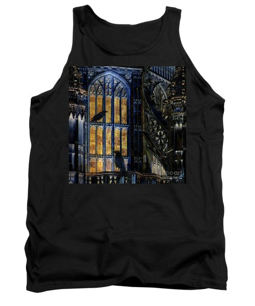 Tank Top featuring the photograph Nevermore by LemonArt Photography