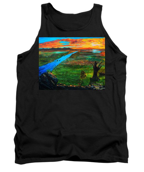 New Beginnings Tank Top by Ruanna Sion Shadd a'Dann'l Yoder