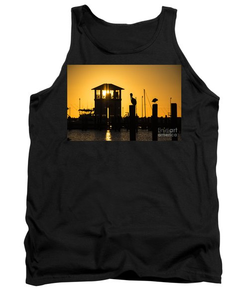 New Day Tank Top by Brian Wright
