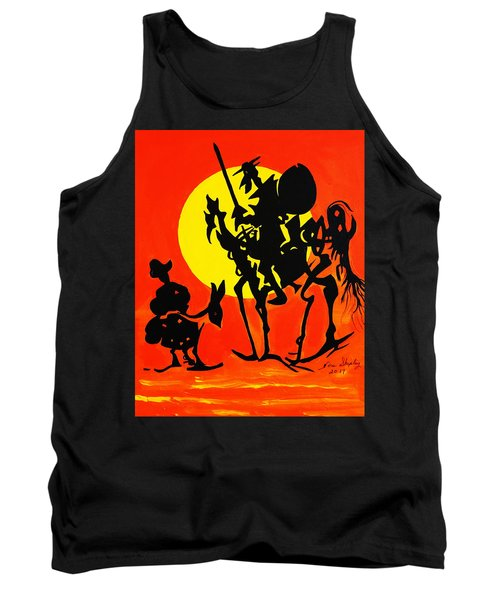 New Don Quixote Tank Top