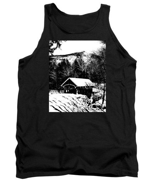 New Hampshire Covered Bridge Tank Top
