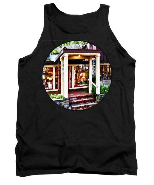 New Hope Pa - Craft Shop Tank Top