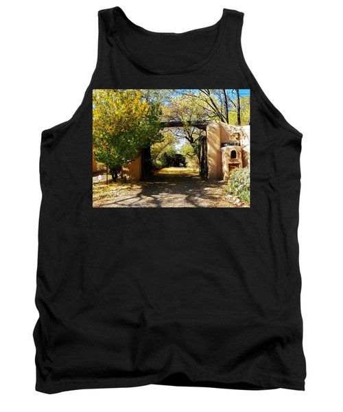 New Mexico Adobe Tank Top