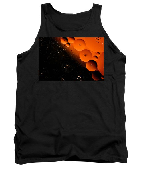 New Moon Cluster Tank Top by Bruce Pritchett