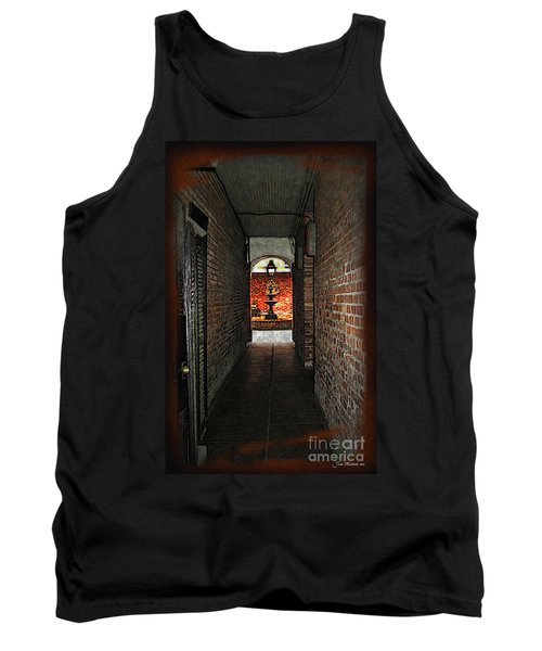 New Orleans Alley Tank Top
